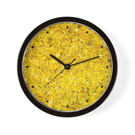 Dandelion Wall Clock 4