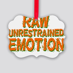 188-raw-emotion Picture Ornament