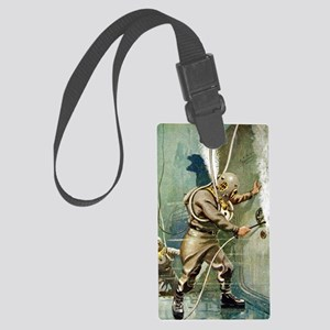 DIVERS WELDING Large Luggage Tag