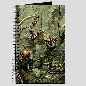 SALVAGE DIVERS Journal