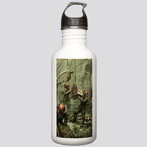 SALVAGE DIVERS Stainless Water Bottle 1.0L