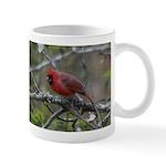 Cardinal in Apple Tree Mug