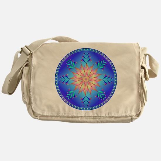 Sun flower-4. Messenger Bag