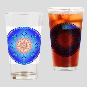 Sun flower-4. Drinking Glass