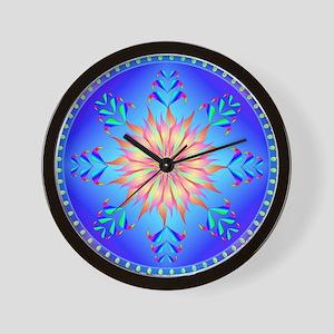 Sun flower-4. Wall Clock