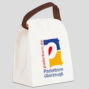 paderborn logo Canvas Lunch Bag