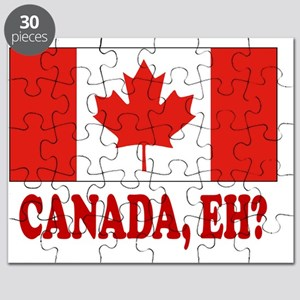 CANADA,EH? Puzzle