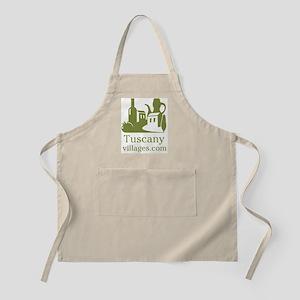 TuscanyVillages.com Logo Apron