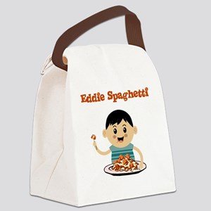 eddiesghetti Canvas Lunch Bag