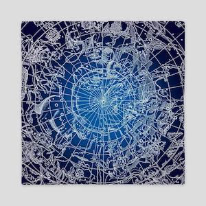 Celestial Map Queen Duvet