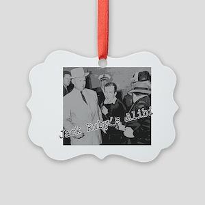 JRA Picture Ornament