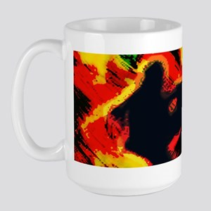 Skitty Kitty Large Mug