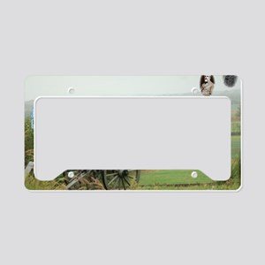 3-Gettysburg_Large License Plate Holder