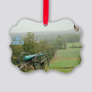 3-Gettysburg_Large Picture Ornament