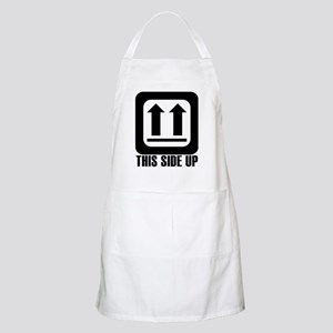 this side up light Apron