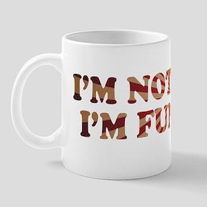 not short2 Mug