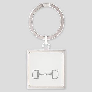 Success Square Keychain