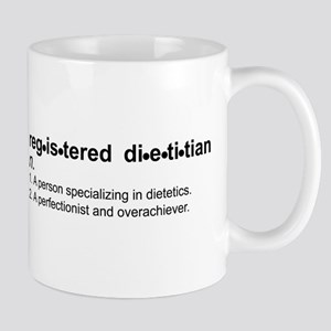Registered Dietitian Mug