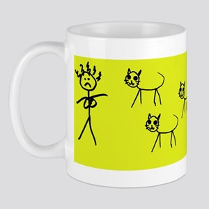catlady copy Mug