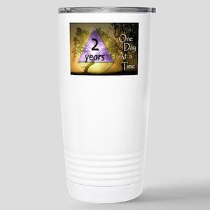 2-ODAAT2 Stainless Steel Travel Mug