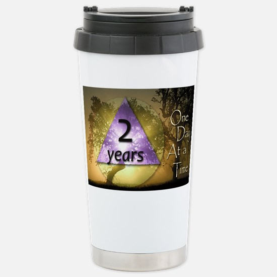 2-ODAAT2 Stainless Steel Travel Mug