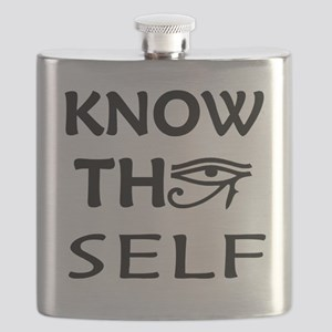 KNOW THY SELF Flask