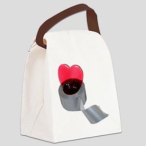 HeartbreakRepairKit071809 Canvas Lunch Bag