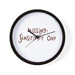 Missing: Sensitivity Chip Wall Clock