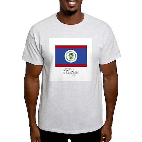 Belize - Flag Light T-Shirt