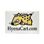 Spots the Hyena v3 Rectangle Magnet (10 pack)