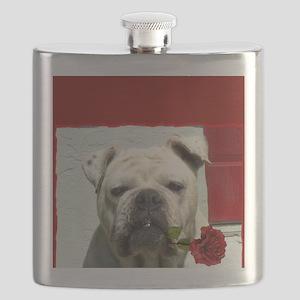 Thank you bulldog Flask