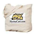 Spots the Hyena v3 Tote Bag