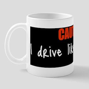 drivelikeacullennnn Mug