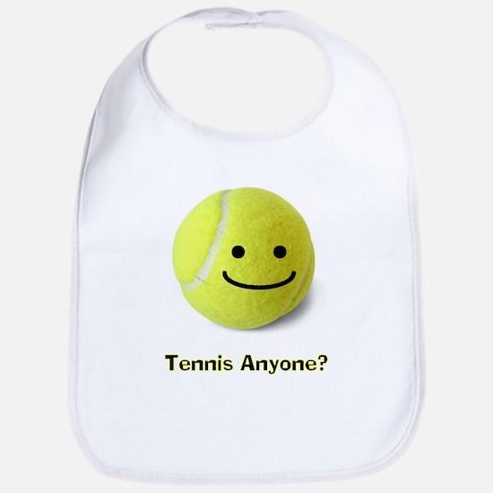 Tennis anyone? Bib