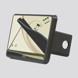 Piano Rectangular Hitch Cover