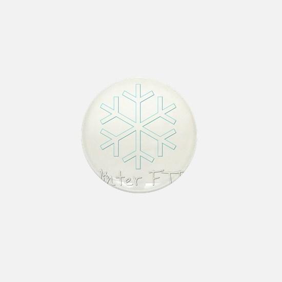 Winter FTF Mini Button