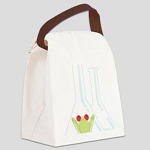 Glassware Canvas Lunch Bag