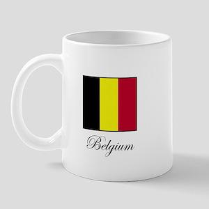 Belgium - Flag Mug