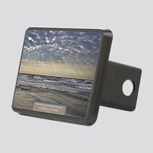 2-mouse pad Rectangular Hitch Cover