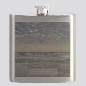 2-mouse pad Flask