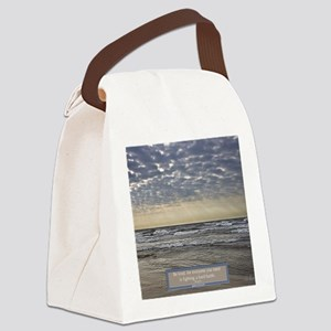 2-mouse pad Canvas Lunch Bag