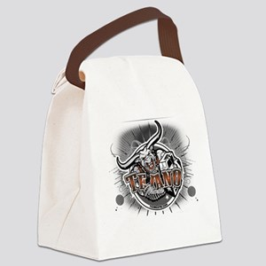 tejanologo2 Canvas Lunch Bag