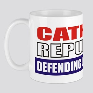 catholic republican (ceramic ) Mug