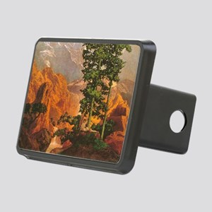 mp_post6 Rectangular Hitch Cover
