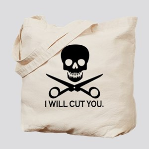 Beauty Shop Pirate 1 Tote Bag