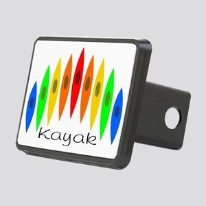 kayakrainbow Rectangular Hitch Cover