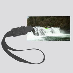 00cover kayaking Large Luggage Tag