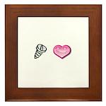 Screw Love Framed Tile