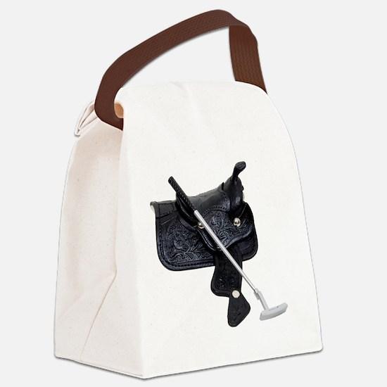 Polo070209 Canvas Lunch Bag