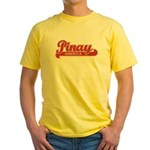 Pinay America Yellow T-Shirt